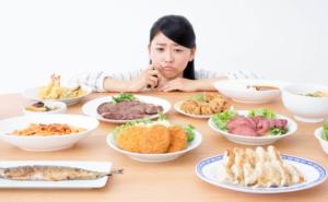 ダイエット食事制限